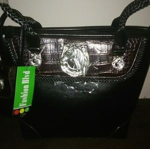 NWT Brown Horse Shoulder Bag